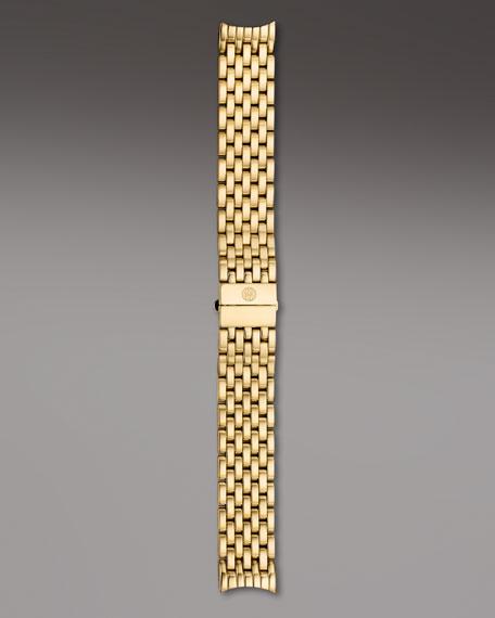 18mm CSX-36 Bracelet Strap, Gold