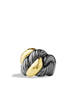 David Yurman Cordelia Ring with Gold