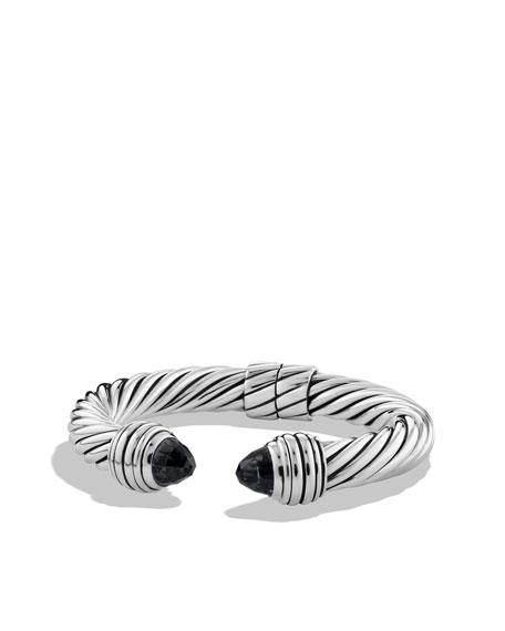 Cable Classics Bracelet with Black Onyx