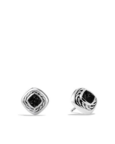 David Yurman Color Classics Earrings with Black Onyx