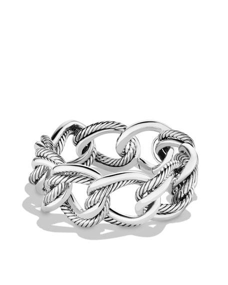 Curb Chain Large Link Bracelet