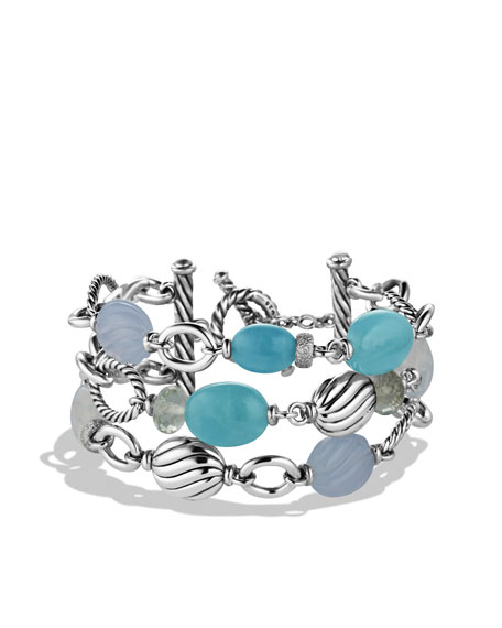 Elements Three-Row Bracelet