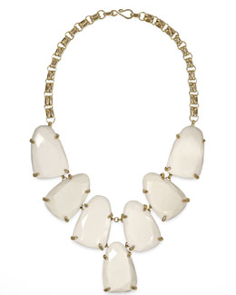 Kendra Scott Harlow Necklace, White