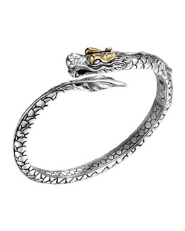 John Hardy Slim Naga Dragon Cuff