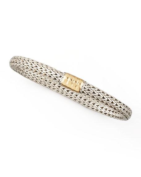 Bedeg Gold-Station Bracelet, Small