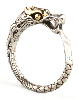 John Hardy Slim Dragon Ring