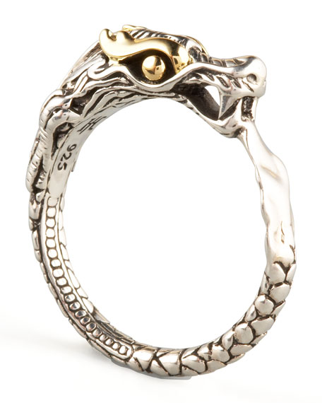 Slim Dragon Ring