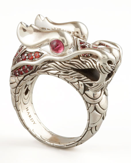 Dragon-Head Ring
