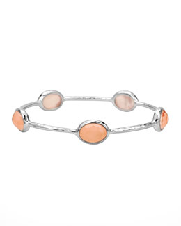 Ippolita Wonderland Five-Station Bangle, Blush