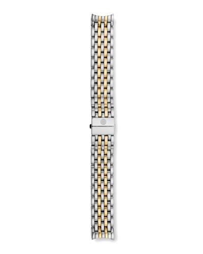 Two-Tone CSX Bracelet Strap