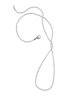 "Lagos Pearl Necklace, 36""L"