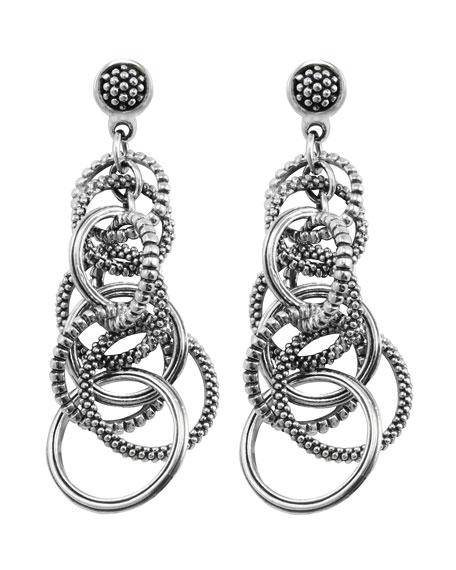 Link-Drop Earrings