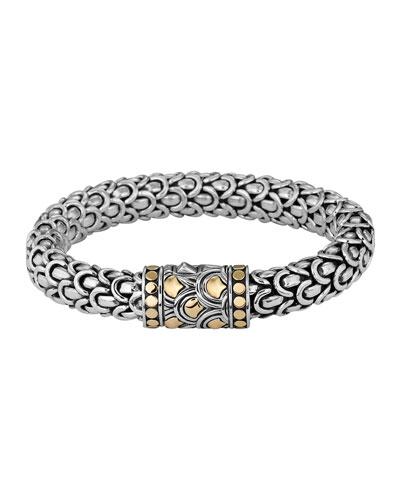 John Hardy Chain Naga Bracelet, Large