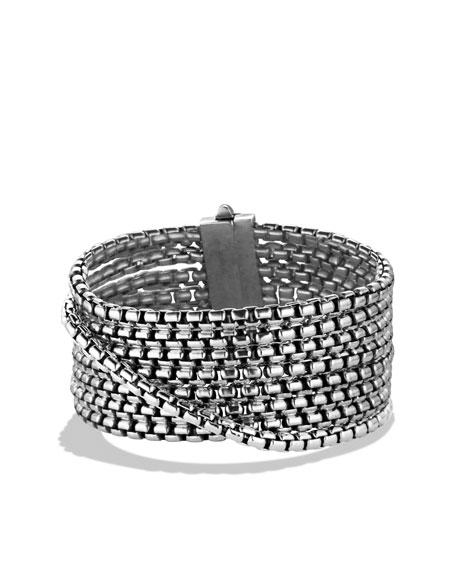 Box Chain Eight-Row Bracelet