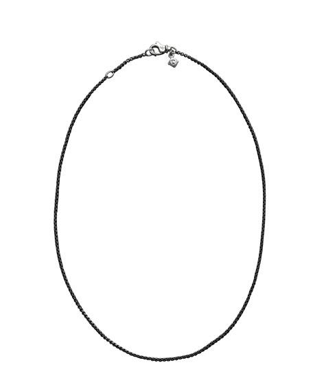David Yurman Box Chain Necklace, 16