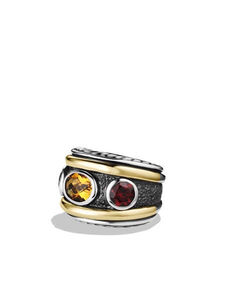Renaissance Ring, Citrine