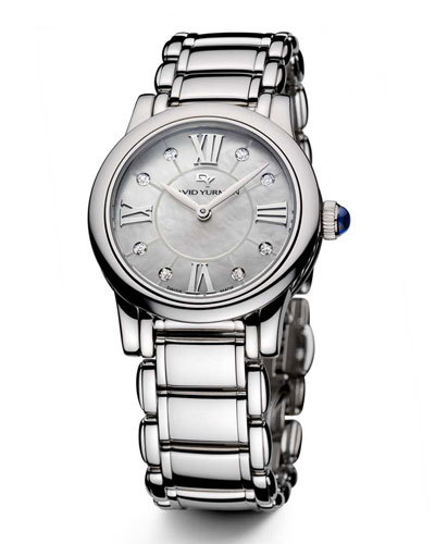 David Yurman Classic 30mm Quartz