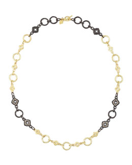 Armenta Sculpted Chain Necklace