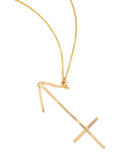 GaugeNYC Sagittarius Necklace