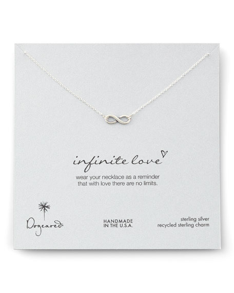 Infinite Love Infinity Necklace