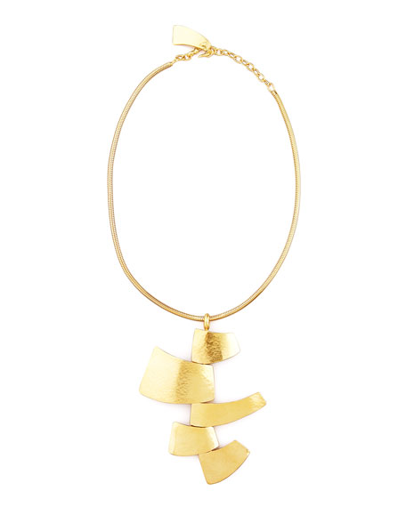 Module Pendant Necklace