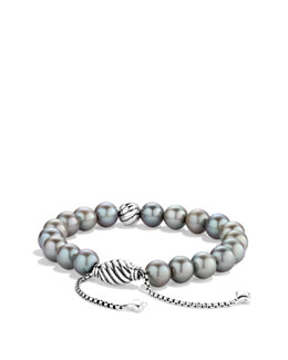David Yurman Spiritual Beads Bracelet with Pearls