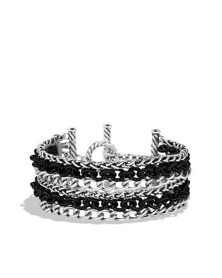 Six-Row Chain Bracelet