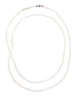 Lagos Pearl Necklace