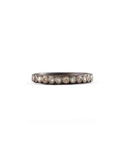 Armenta Diamond Band Ring