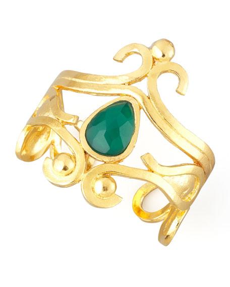 Egyptian Gold Cuff