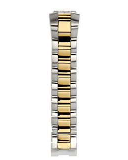 Philip Stein 20mm Bracelet Strap, Two-Tone