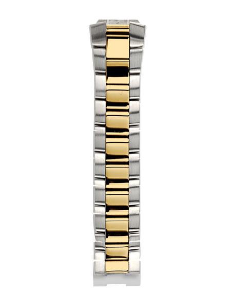 20mm Bracelet Strap, Two-Tone