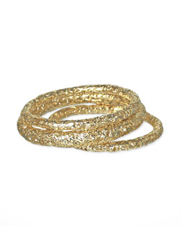 Kendra Scott Lucca Bangles, Set of Three
