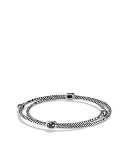 David Yurman Color Classics Bangles with Hematine