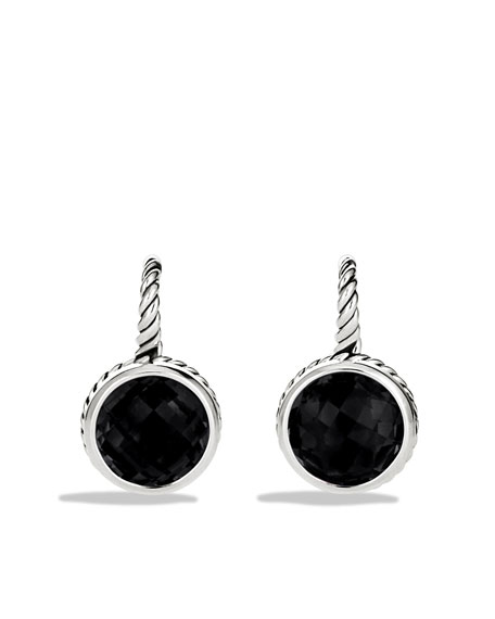 Color Classics Drop Earrings with Black Onyx