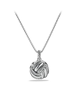 David Yurman Cable Collectibles Knot Charm