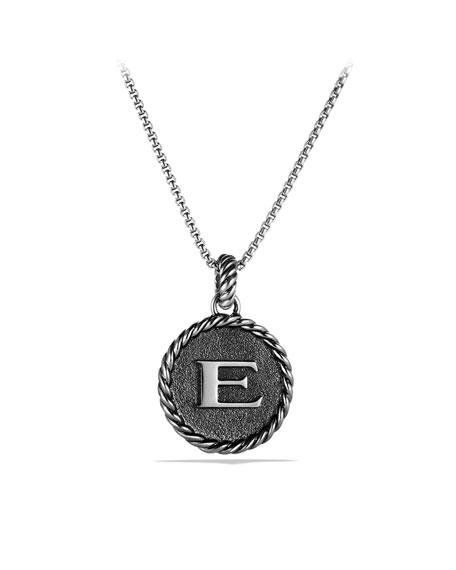 """""""E"""" Charm"""