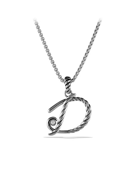 """D"" Charm with Diamond"