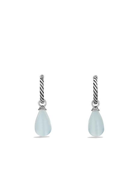 Color Classics Bead Drop Earrings with Moon Quartz