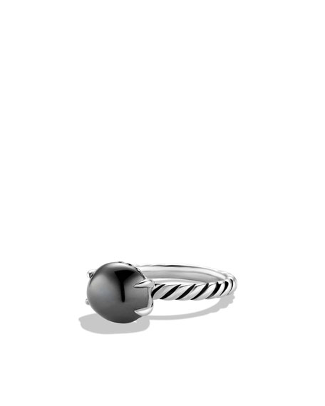 Color Classics Ring with Hematine
