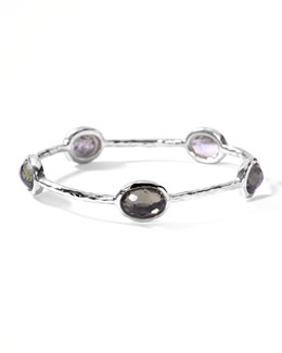 Ippolita Oval Pyrite-Station Wonderland Bangle
