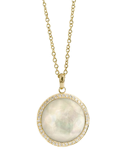 Ippolita Rock Candy Lollipop Pendant Necklace