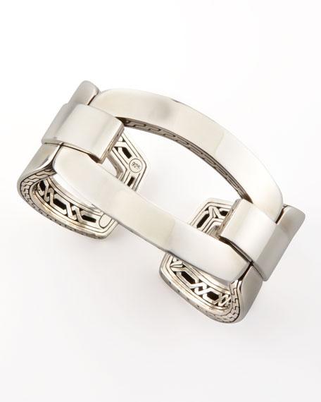 Classic Chain Link Cuff