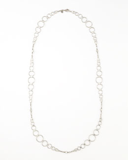 "John Hardy Dot Link Sautoir Necklace, 36""L"