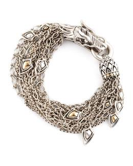 John Hardy Dragon Dangling Bracelet