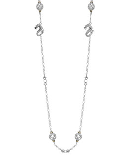"John Hardy Naga Dragon-Station Sautoir Necklace, 36""L"