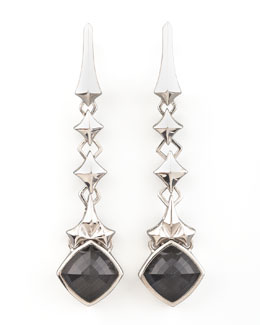 Stephen Webster Cat's Eye Drop Earrings
