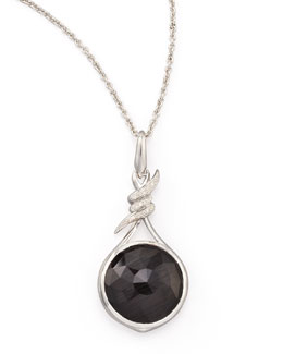 Stephen Webster Crystal Pendant Necklace