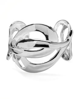 Ippolita Scultura Interlocking Cuff, Large