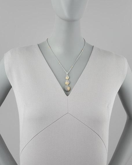 Soiree Graduated Pendant Necklace